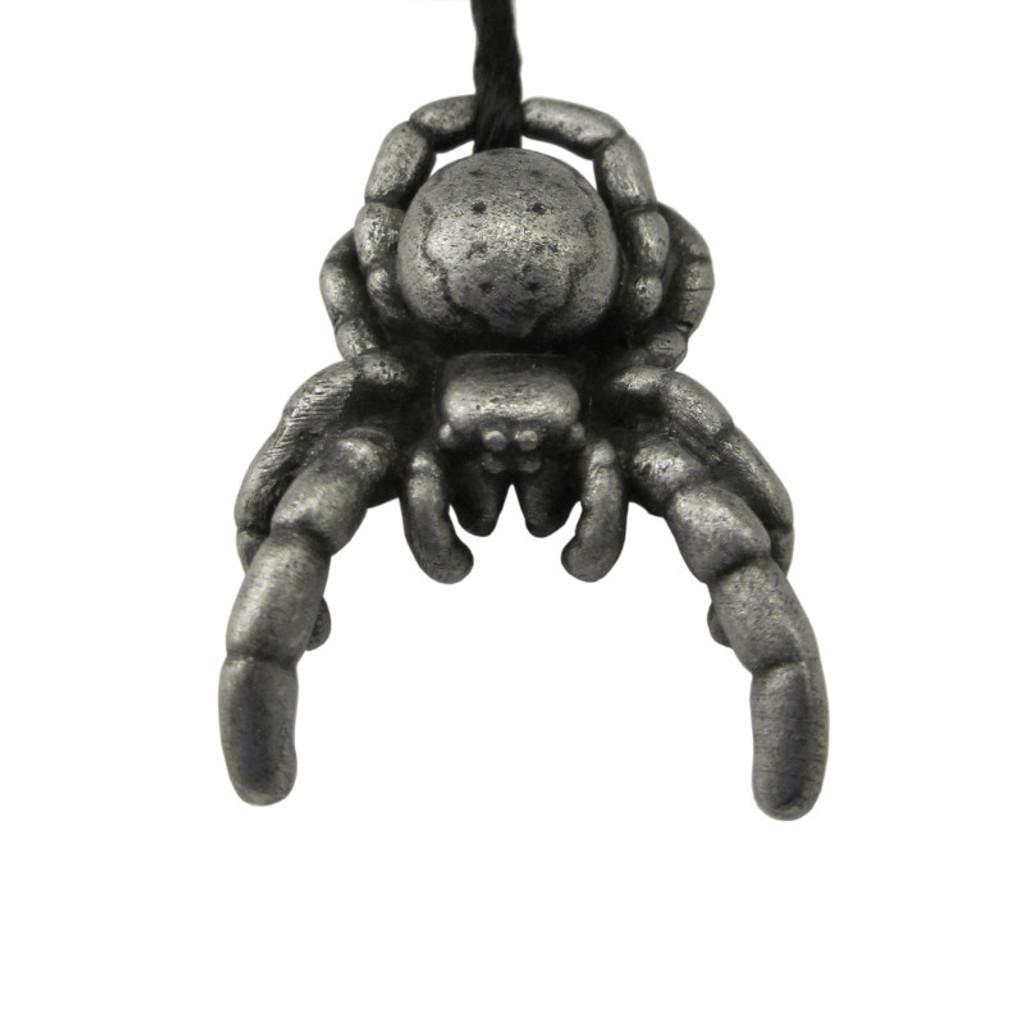orb spider pendant