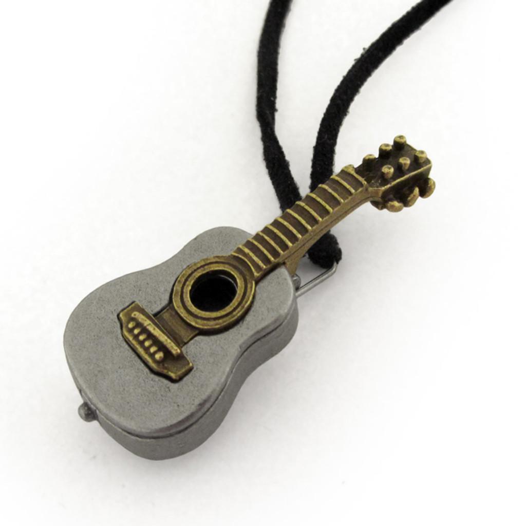 Acoustic Guitar Pendant