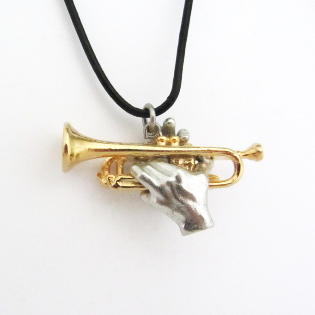 Trumpet Pendant