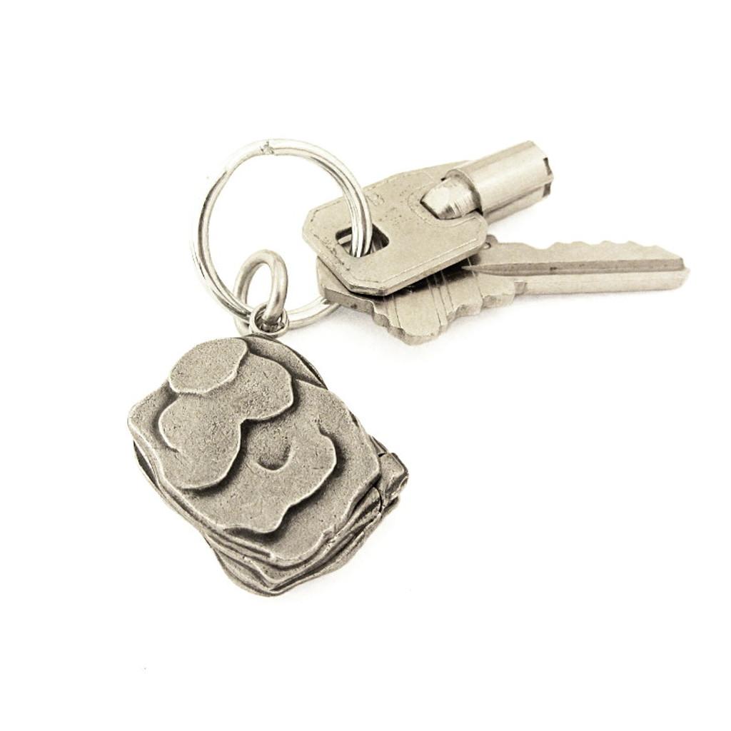 Rdiacaran Biota Keychain