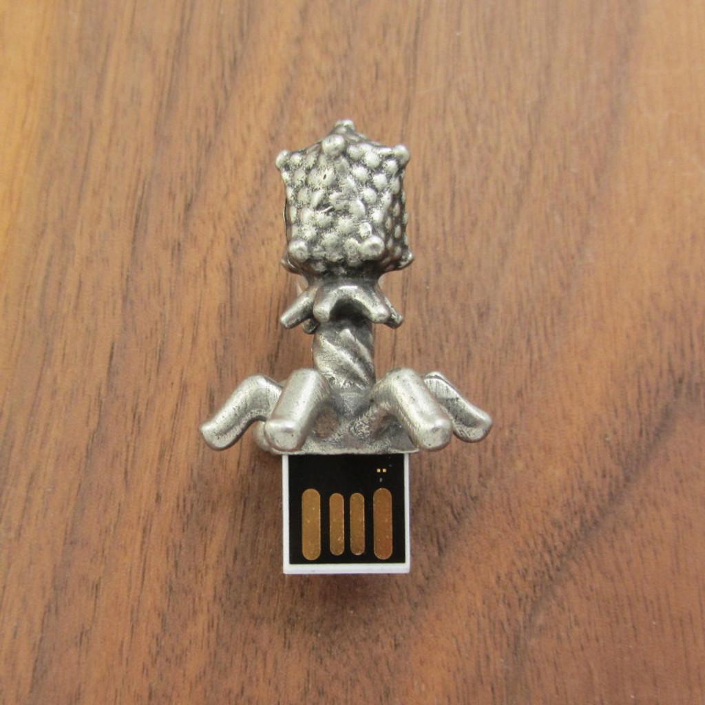 bacteriophage usb thumb drive