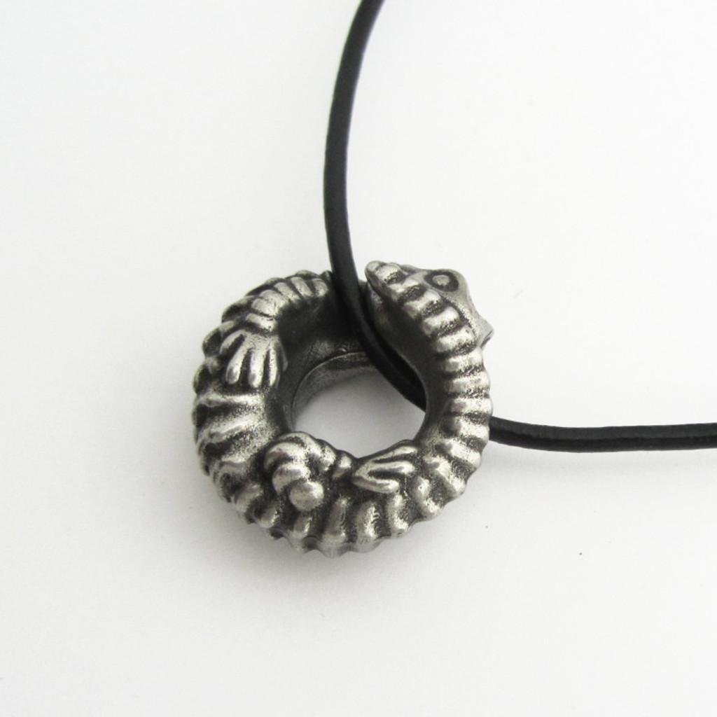 Armadillo Girdled Lizard Necklace