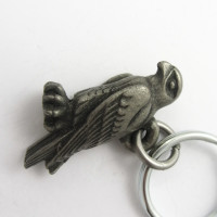 Falcon Keychain or Zipper Pull