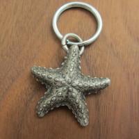 starfish keychain