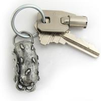 bacterium keychain