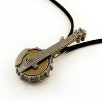Banjo Pendant
