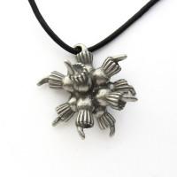 choanoflagellate rosette colony necklace