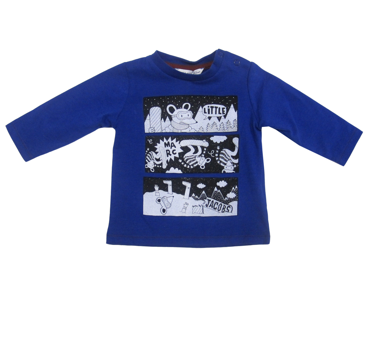 Little Marc Jacobs Top W05025