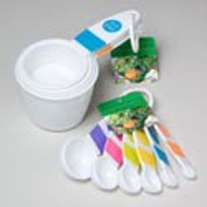 Measuring Value Set of Cups and Spoons