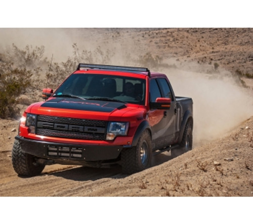 Icon Ford SVT Raptor 3.0 Front Coilover Shock System w/ CDC Valve (10-14)