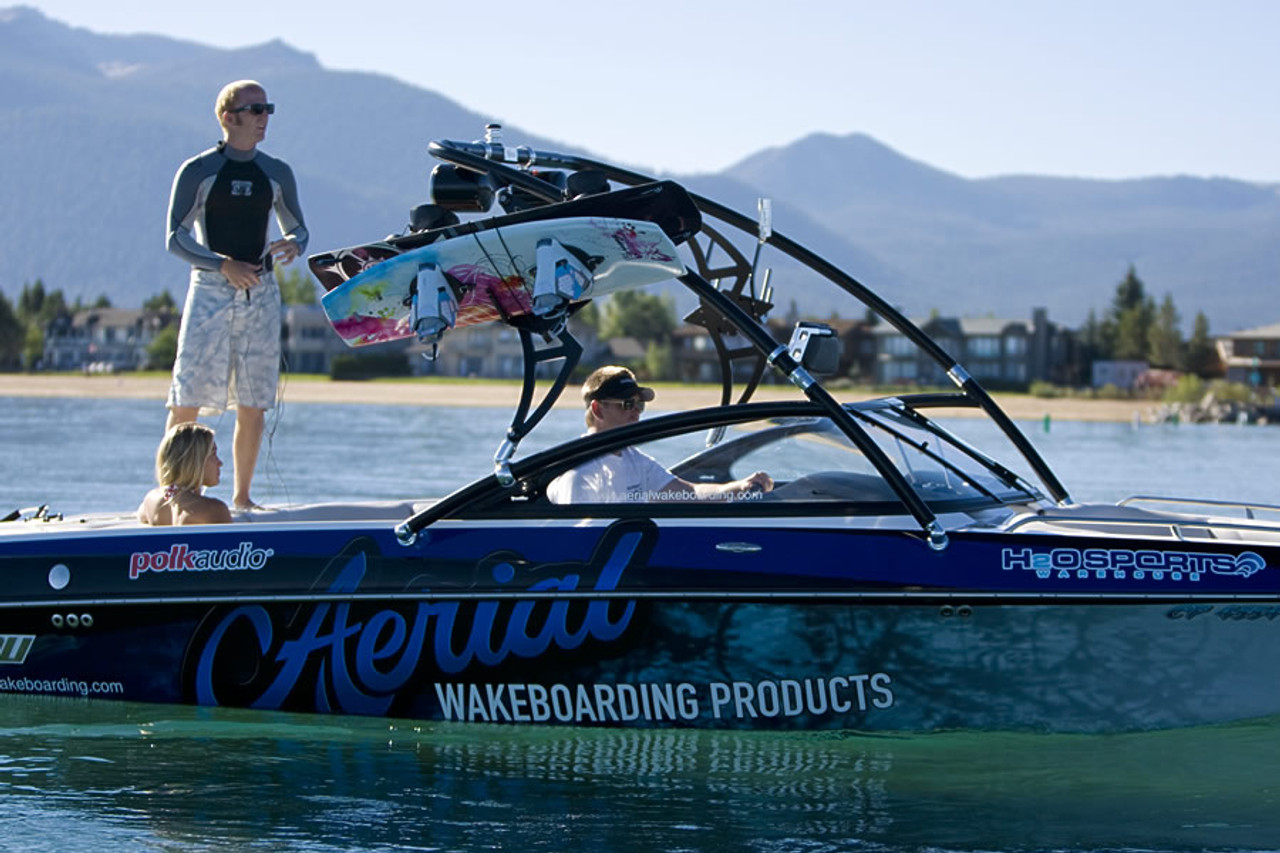 Wakeboard tower light bar best tower 2018 roswell spectra c4 wakeboard tower light bar waterskis aloadofball Gallery