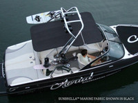 FreeRide Wakeboard Tower Bimini - Sunbrella Captain Navy