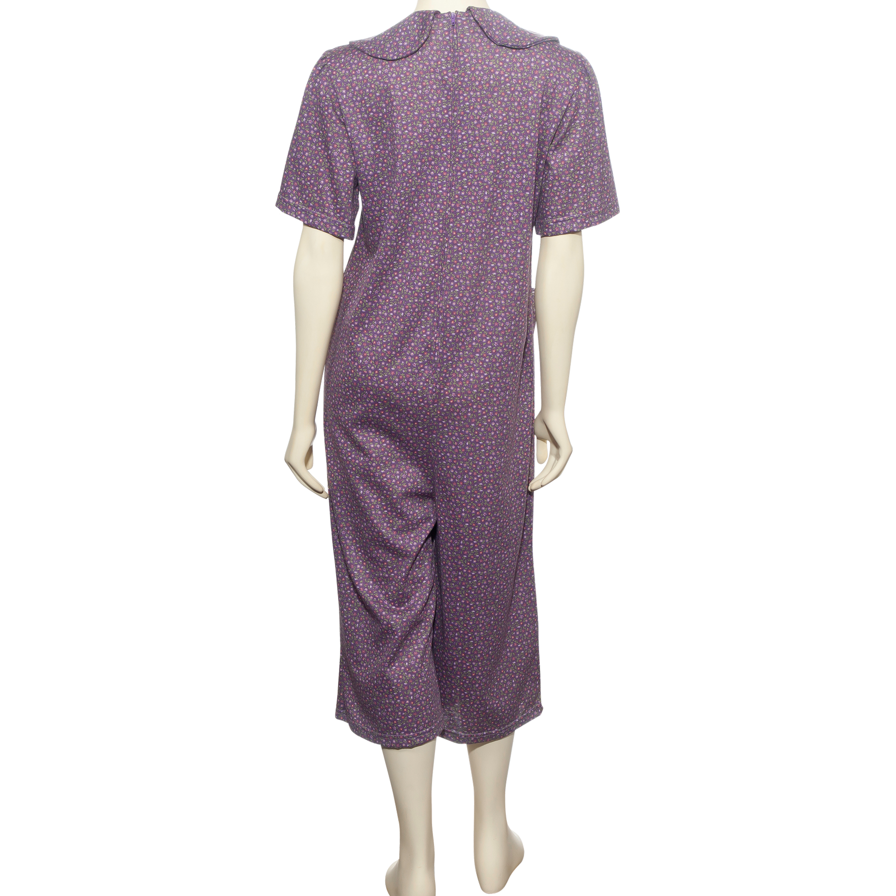 Which Anti-Strip  jumpsuit allows for easier changing of undergarments?