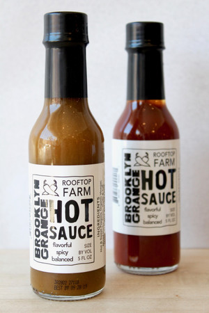 Brooklyn Grange Farm Hot Sauce