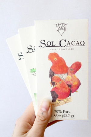 Sol Cacao Chocolate