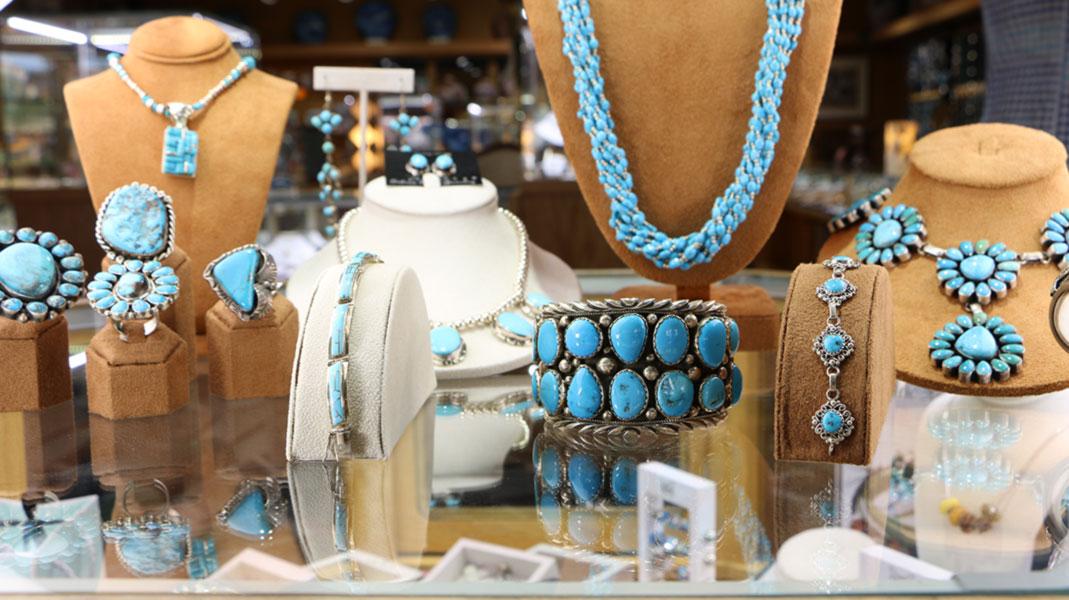 native american southwest jewelry silver star