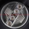 KP Premade N80 Clapton Coils - Pair