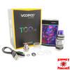 VooPoo - TOO Resin 180W Kit - Black Frame