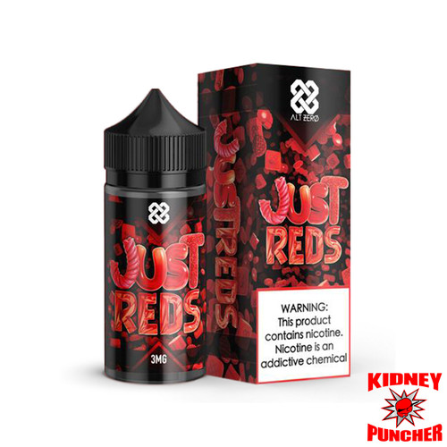 Alt Zero - Just Reds 100ml