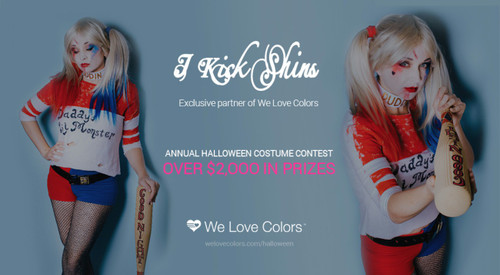 ​We Love Colors Halloween Contest 2016