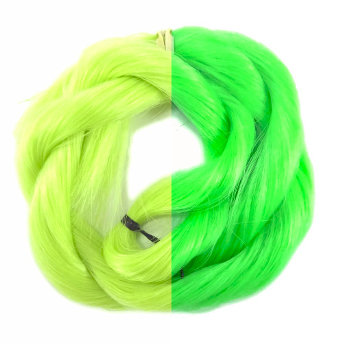 Thermal Pilot Color Change Hair, Lime/Green