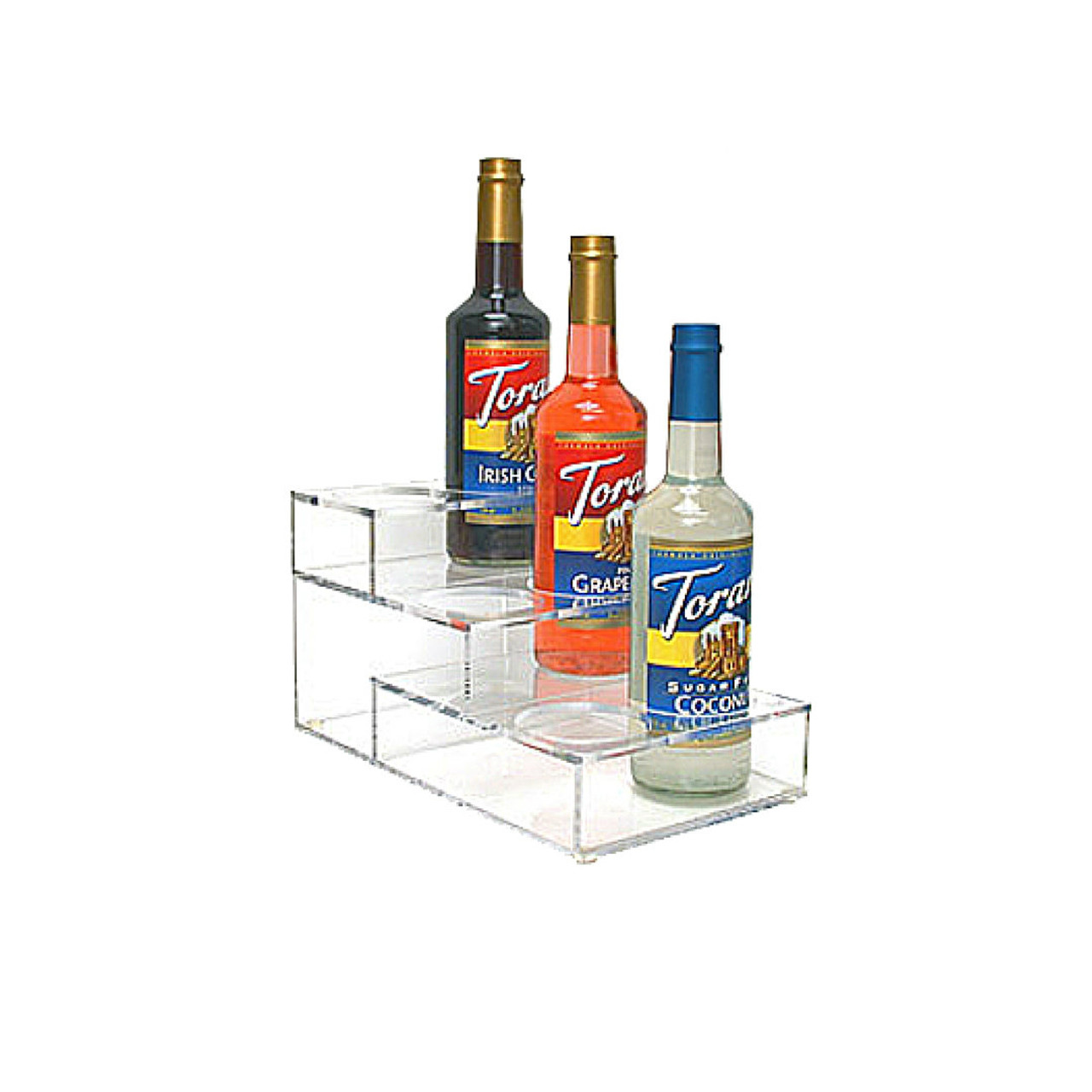 Coffee Syrup Rack Monin 11 Bottle Wire Rack S