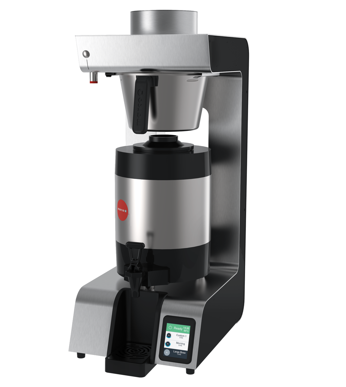 Marco Jet 5.6 Filter Coffee Brewer - Visions Espresso Service, Inc.