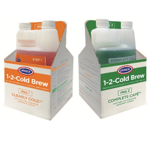 Urnex Cold Brew and Dispensing Equipment Cleaning and Sanitizer Kit