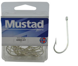 Mustad Kendal Kirby Hooks 4200D (Boxes)