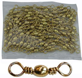 Brass Barrel Swivels For Sale
