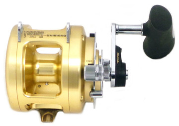 Shimano Tiagra Fishing Reel TI 20 A - 2 Speed Game Reel