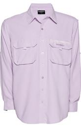Shimano Ladies Vented Shirts - Lilac