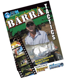 Barra Fishing Tactics DVD