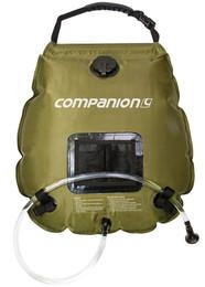 Companion Solar Shower Bag 20 Litre