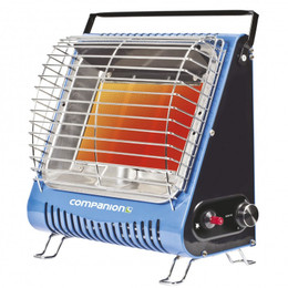 Companion Portable LPG Gas Heater