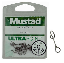 Mustad Ultrapoint Fastach Clips