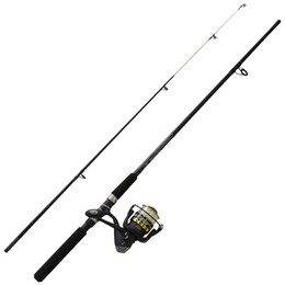 Jarvis Walker Fishunter Pro Elite Combo