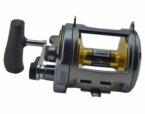 Shimano Tyrnos 50 LRS Two speed fishing reel