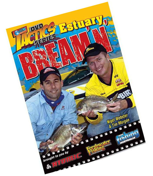 Estuary Bream'n DVD - Bream Fishing