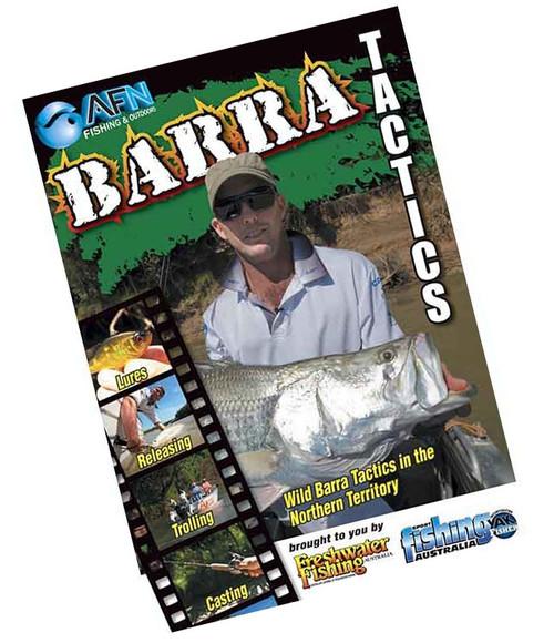 Barra Fishing Tactics DVD