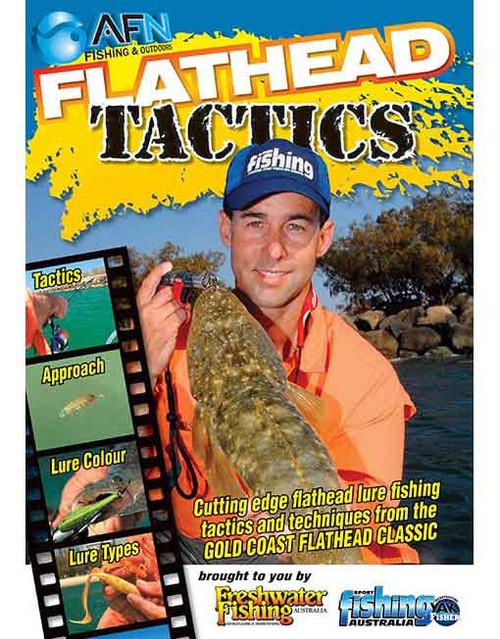 Flathead Tactics Fishing Dvd