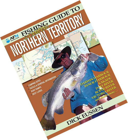 Fishing NT Northern Territory Book