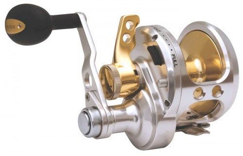 fin-nor marquesa 2 speed Fishing Reel