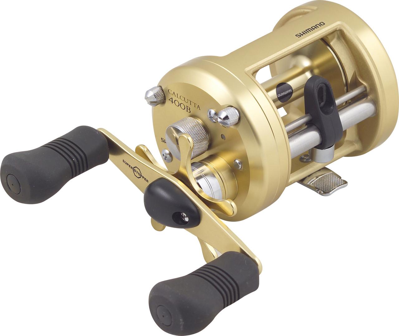 Shimano Calcutta CT 400b baitcaster Fishing Reel