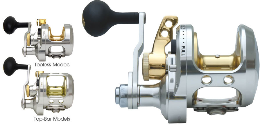 Fin-Nor Marquesa Fishing Reel - 40 2 Speed