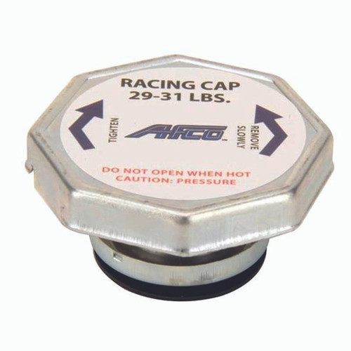 AFCO Racing Radiator Cap: 29-31 lbs.