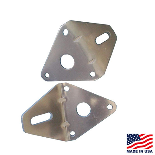 Aluminum Motor Mounts by Crate Innovations