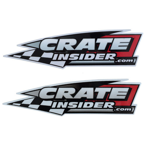 Crate Insider Decals - FREE SHIPPING