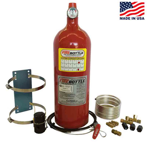 Fire Bottle RC-1000 Fire Suppression - Manual 10# System