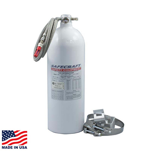 Safecraft AT10JGG Automatic Fire Suppression System - 10#